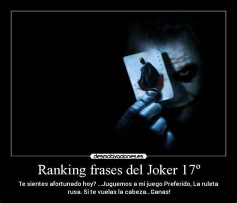 imagenes con frases del joker guason desmotivaciones fotos db