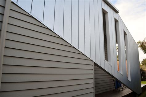 house cladding designs zincalume interlocking panel design cladding we install a range of metal cladding