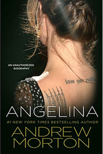 biography angelina jolie book andrew morton s angelina jolie book gets cover release date