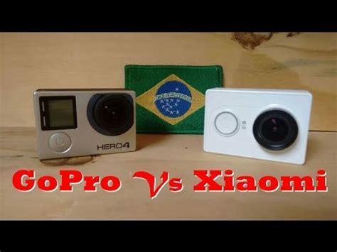 Gopro Vs Bpro gopro hero4 black vs xiaomi yi doovi