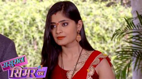 sasural simar ka colors sasural simar ka 10th august 2018 anjali gets angry on