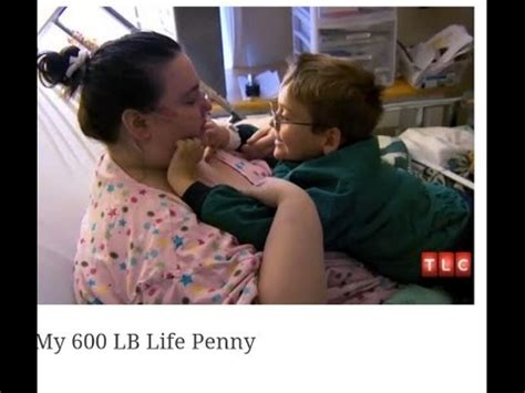penny saeger 600 lb woman dies my 600 pound life penny dies my 600lb life penny