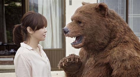 film pendek so sweet dirangkul beruang choi kang hee malah tertawa di poster