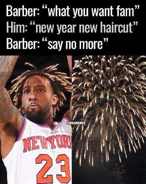 New Haircut Meme - 145 best images about nba on pinterest magic johnson