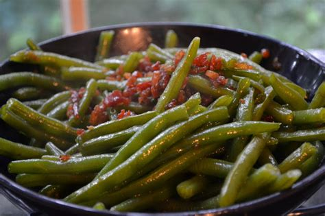 Green Bean With Sugar By Ejmi brown sugar and bacon green beans