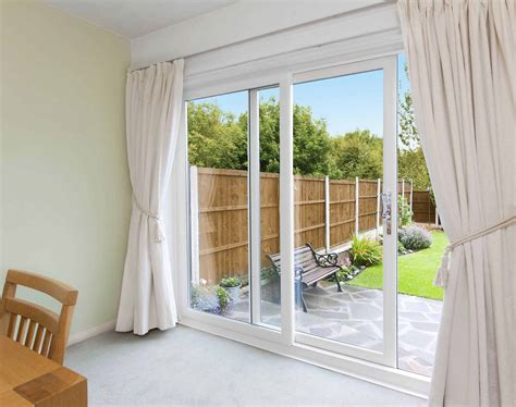 upvc patio door upvc doors glazed exterior back doors reading