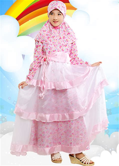 Model Kerudung Anak Anak model jilbab fashion untuk show anak model jilbab