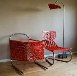 recycled shopping carts 3 living room furniture set