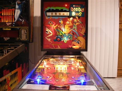 williams doodlebug cheap pinball finds discussion thread for new projects