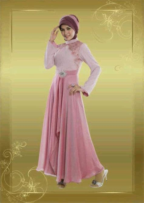 Model Gaun Gamis Model Gamis Borkat Nan Anggun Tutorial