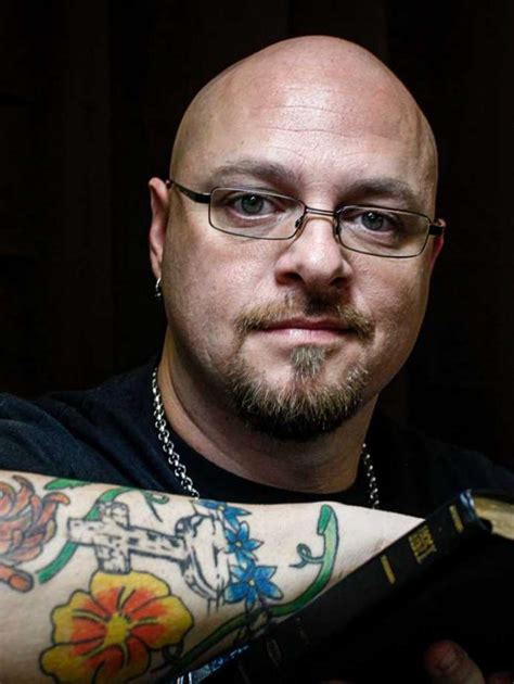 Christian Tattoo Artist Houston | tattoo artist finds his ministry in ink houston chronicle