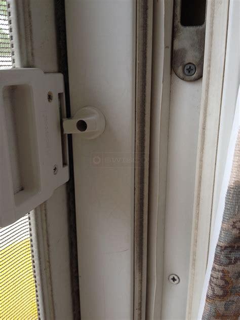 screen door lock replacement swisco