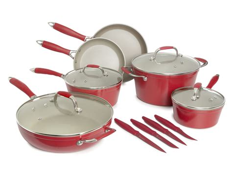 best ceramic induction cookware induction cookware set new ceramic non stick non toxic 14 pc set pfoa free ebay