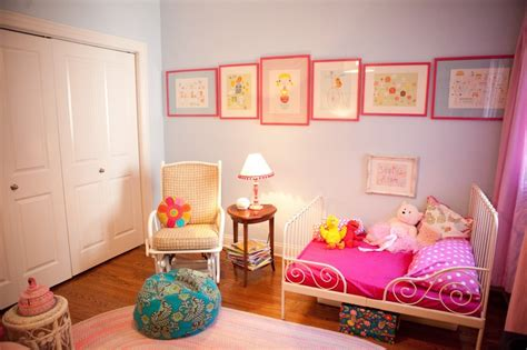 striking tips on decorating room for toddler girls