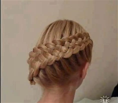 braided payot latest party and bridal hairstyles for women fall 2012