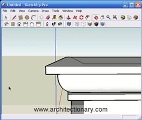 Google Sketchup Advanced Tutorial | architectionary sketchup tutorials