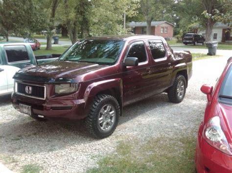 honda truck lifted custom lifted honda ridgeline attached honda ridgeline