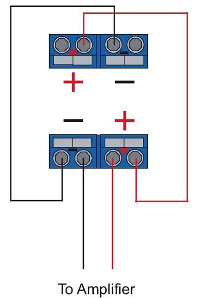 2 channel wiring diagram 2 channel wiring diagram