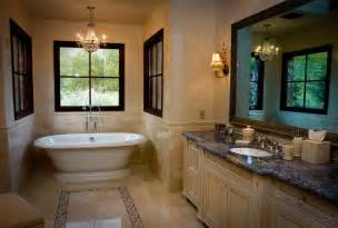 Traditional Master Bathroom Ideas by Elegant Master Bathroom