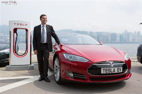 tesla model s 正式交車 首批 model s 579 000 起 香港第一車網 car1 hk