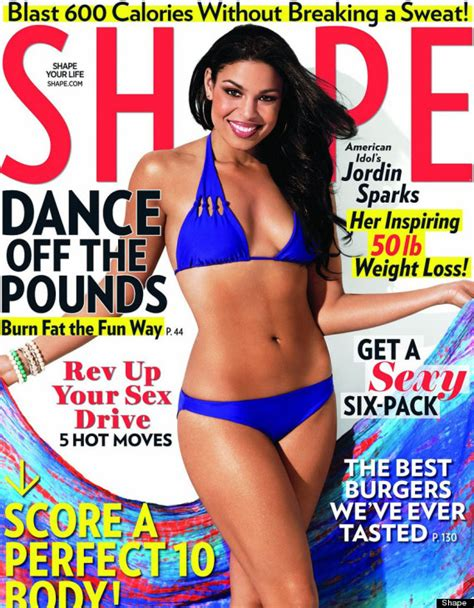 zumba commercial actress jordin sparks bikini singer shows off 50 pound weight