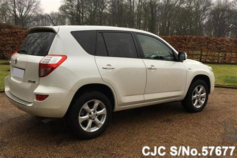 2010 Toyota Rav4 For Sale 2010 Toyota Rav4 White For Sale Stock No 57677