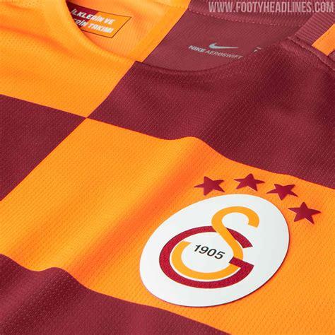 Galatasaray Home galatasaray 17 18 home kit released footy headlines