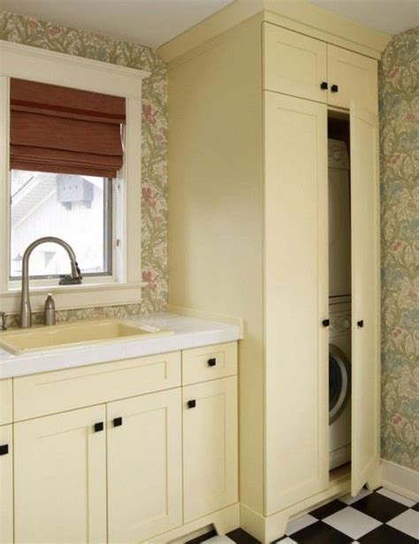 how to hide washer and dryer in bathroom 17 best ideas about hidden laundry rooms on pinterest