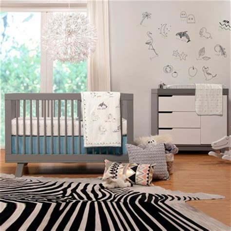 babyletto hudson crib mattress babyletto 2 nursery set hudson 3 in 1 convertible