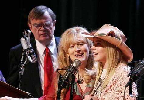 every robert altman a prairie home companion 2006