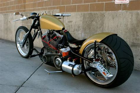 gold chopper chopper  sale find  sell motorcycles