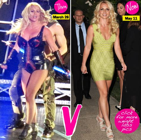 Britneys Lost The Plot by Is Back Fitness Expert Says She Lost 20