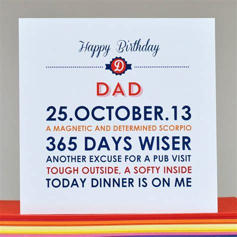 Verses For Dads Birthday Cards Great And Wonderful Birthday Wishes That Can Make Your
