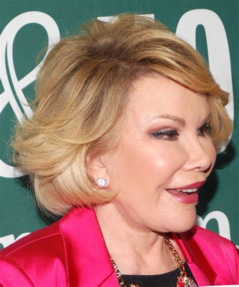 Joan Rivers Hairstyles by Joan Rivers Formal Hairstyle Medium