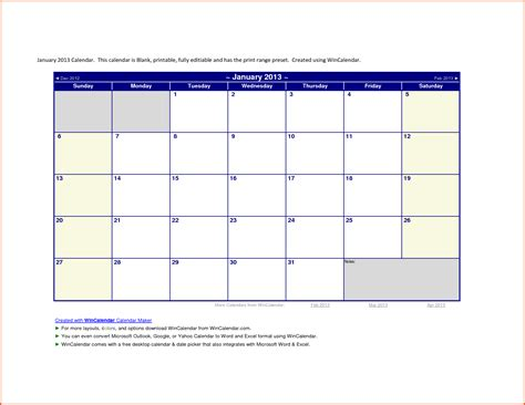 Calendar Template Word 2007 Newcalendar Calendar Template For Word