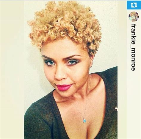blonde twa 67 best images about blonde afro s on pinterest black