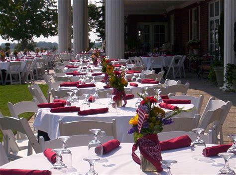 wedding supplies rentals rainbow rentals