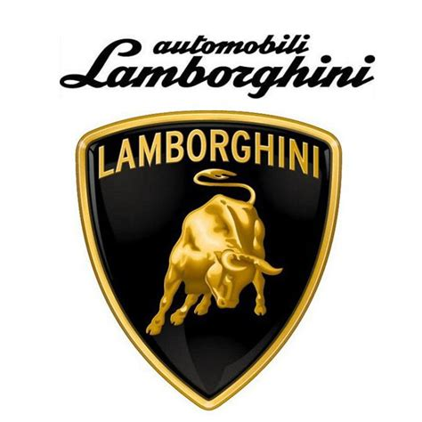 lamborghini symbol on car lamborghini font and lamborghini logo