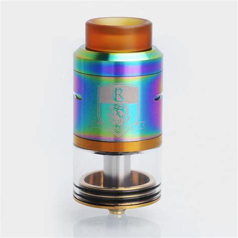 Ijoy Combo Rda Ii 25 Atomizer Ultem Authentic Sku02572 authentic ijoy combo rdta ii rainbow 6 5ml 25mm