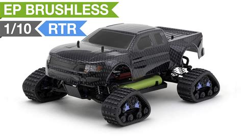 Rc Road Truck by Exceed Rc Infinitive Road Snow Truck Radio Car 1 10