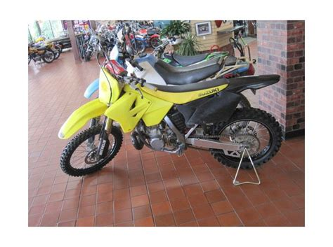1997 Suzuki Rm250 For Sale 2003 Suzuki Rm85 For Sale On 2040 Motos