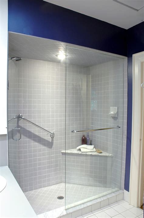 showers with benches shower bench bathroom traditional with custom cabinets