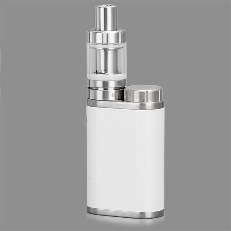 Eleaf Istick Pico 75w Mod With Melo Iii Mini Paket Ngebul Authentic authentic eleaf istick pico kit white 75w tc vw mod melo iii mini