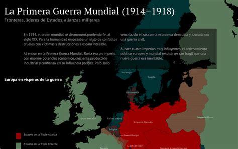 la primera guerra mundial 8408124536 la primera guerra mundial 1914 1918 sputnik mundo