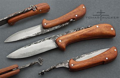 Handmade Knives - custom handmade knives tomas rucker