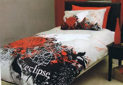 Twilight Saga Bedding Set The Twilight Saga Quot Eclipse Quot Bed Quilt Doona Duvet Cover Set New