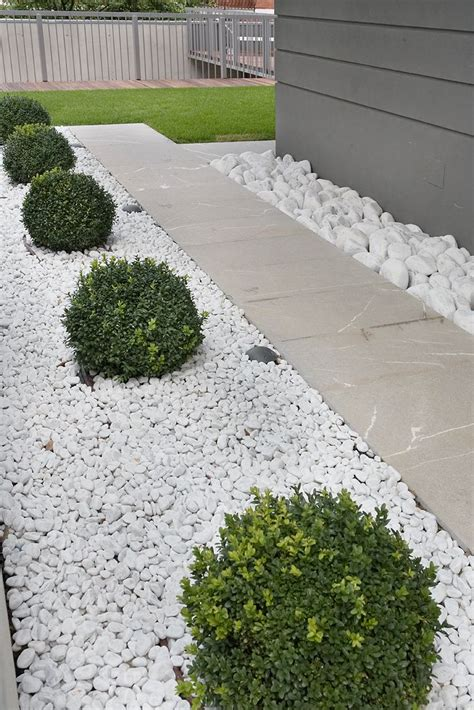 best 25 white landscaping rock ideas on