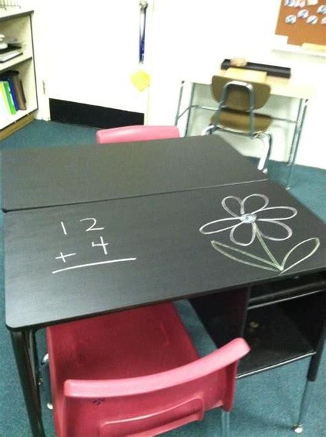 chalkboard paint ideas for classroom best 25 chalkboard desk ideas on chalk paint