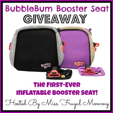 bubblebum car booster seat safety