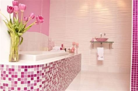 pretty pink bathroom designs dise 241 os de ba 241 os femeninos